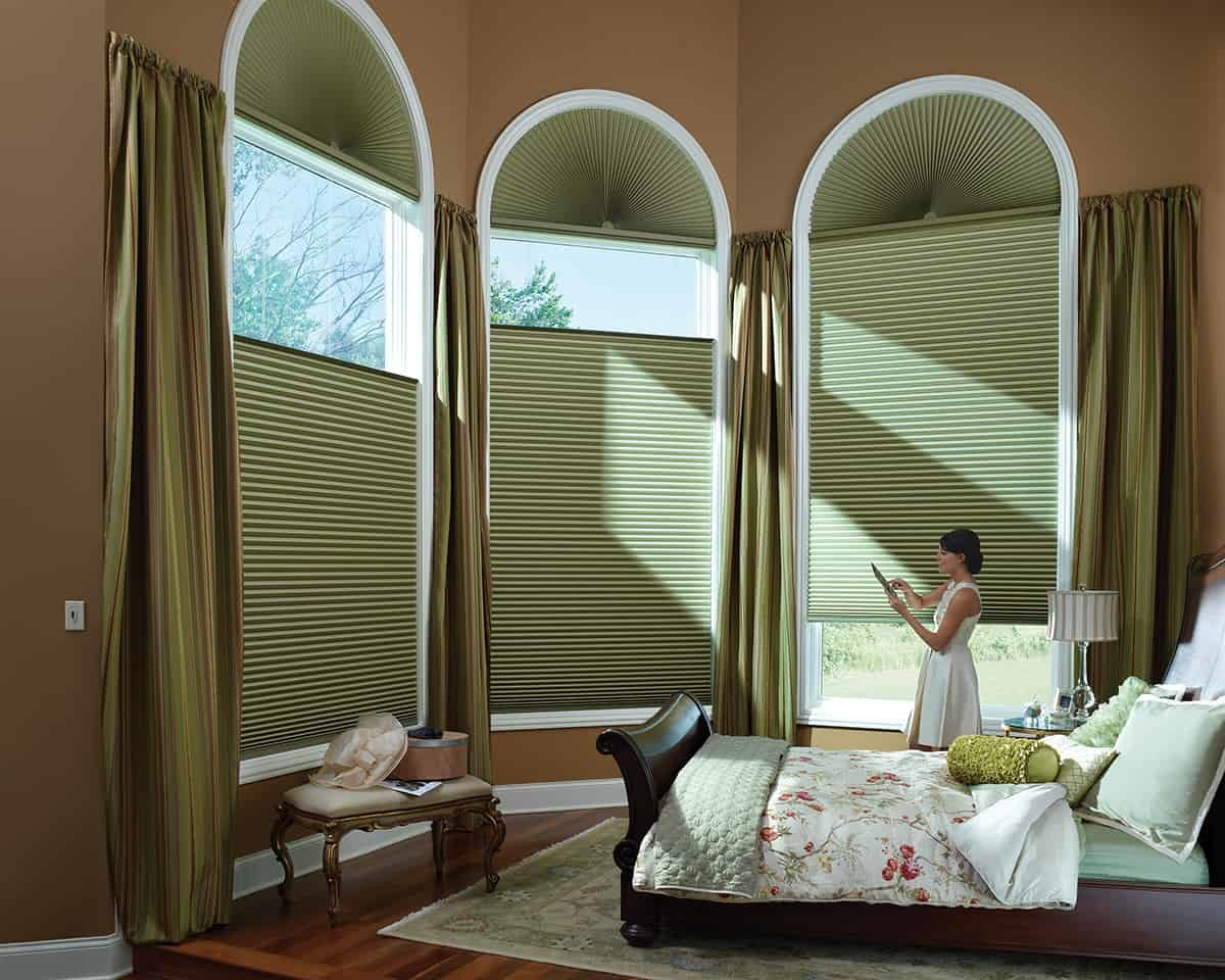 Charmant Duette Honeycomb Shades