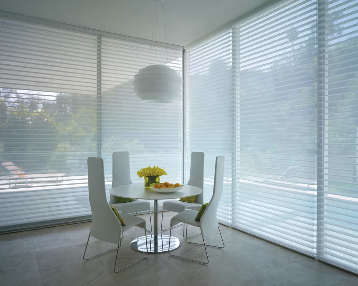 Silhouette® Window Shades - Slats Blinds